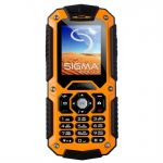 SIGMA MOBILE X-TREAME IT67 DUAL SIM ORANGE