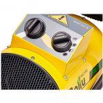 Ballu BHP-PE-5, 4500Вт, 50м2, мех. керування, жовтий