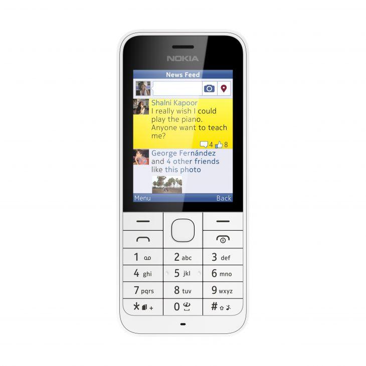Nokia Dual Sim 220 инструкция - фото 7