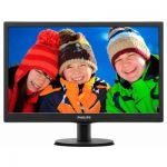 PHILIPS 223V5LSB/00 BLACK