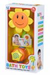 SAME TOY PUZZLE SUN FLOWER 9904UT