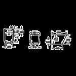 VOLLE NEMO (13-17-046) (560X360X390ММ)
