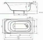 KOLO SENSA 140Х70 СМ (XWP354000N)