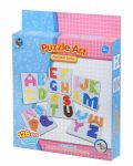 SAME TOY PUZZLE ART ALPHABET SERIES 126 ЕЛ. 5990-3UT