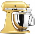 KITCHENAID ARTISAN 5KSM175PSEMY 4.8Л ЖЕЛТЫЙ