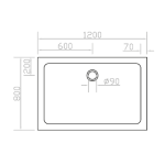 EGER 599-1280S (2 ЧАСТИ) (PAN-1280S)