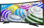 LIBERTY LD 4316 SMART CURVED DVB-T2