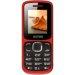 ASTRO A177 DUAL SIM RED/BLACK