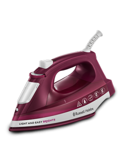 RUSSELL HOBBS 24820-56 LIGHT AND EASY BRIGHTS MULBERRY