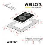 Weilor WHC 321 BLACK