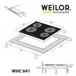 Weilor WHC 651 BLACK