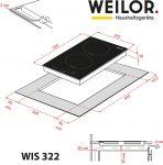 WEILOR WIS 322 BS